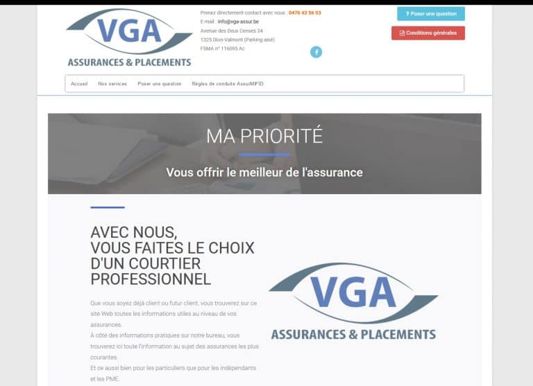 VGA Assurances et placements