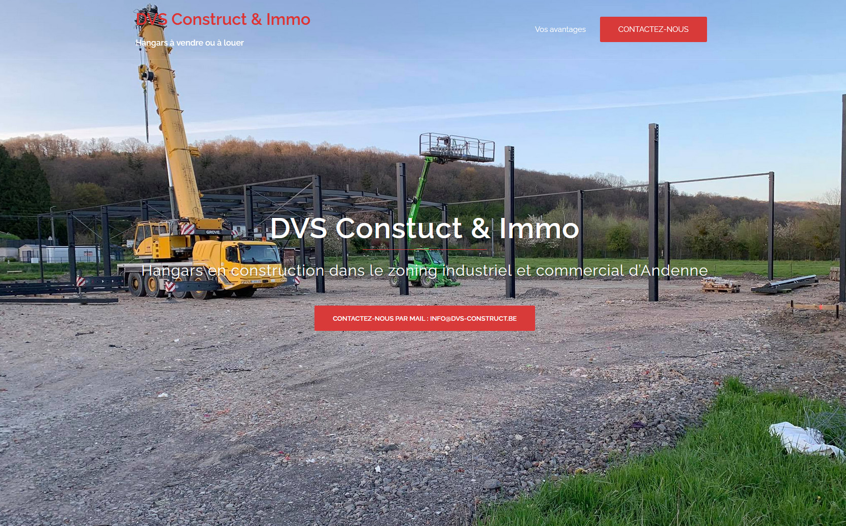 You are currently viewing DVS Construct